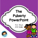 The Puberty Powerpoint!