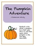 The Pumpkin Adventure