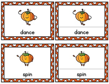 The Pumpkin Dance Interactive Literacy Lessons / Book and Activities