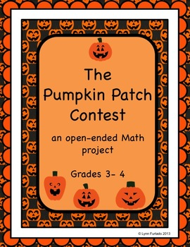 The Pumpkin Patch Contest - an Open-ended Math Project