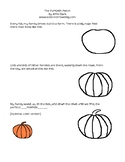 The Pumpkin Patch Draw and Tell Story