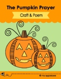 The Pumpkin Prayer: Craft and Poem