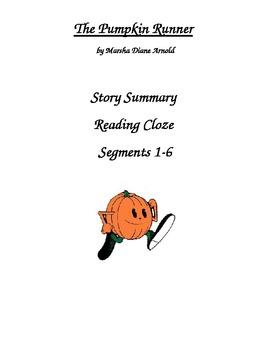 The Pumpkin Runner Cloze
