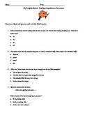 The Pumpkin Runner Reading Comprehension Assessment