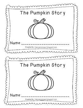 Pumpkin Reader  -The Pumpkin Story