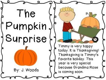 The Pumpkin Surprise