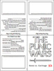 The Punic Wars - Reading Handout and Mini Book Activity (Ancient Rome)