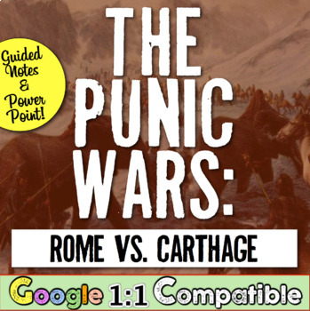 Punic Wars: The Expansion of the Roman Republic! Rome & Carthage!