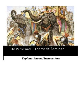 Socratic Seminar - The Punic Wars - Common Core Aligned