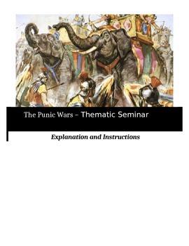 Socratic Seminar - The Punic Wars - Common Core Aligned