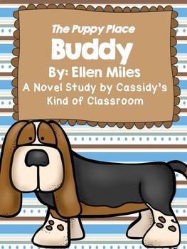 The Puppy Place: Buddy Novel Study