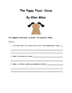 The Puppy Place: Cocoa By Ellen Miles Comprehension Packet