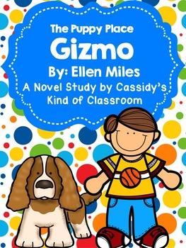 The Puppy Place: Gizmo Novel Study