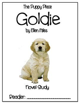 The Puppy Place - Goldie - Novel Study - DRA 24