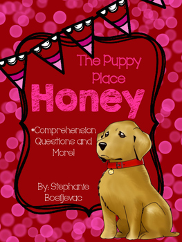 The Puppy Place Honey