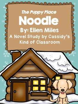 The Puppy Place: Noodle Novel Study