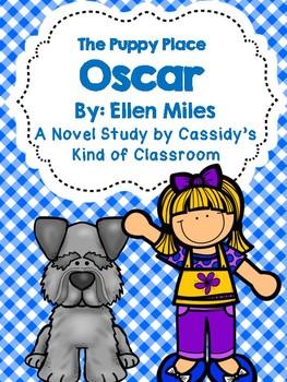 The Puppy Place: Oscar Novel Study