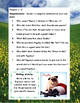 """The Puppy Place """"Pugsley"""" by Ellen Miles ELA Novel Reading Study Guide COMPLETE!"""