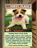 The Puppy Place RASCAL ELA Novel Reading Literature Study Guide Complete!