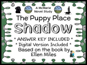 The Puppy Place: Shadow (Ellen Miles) Novel Study / Comprehension  (28 pages)