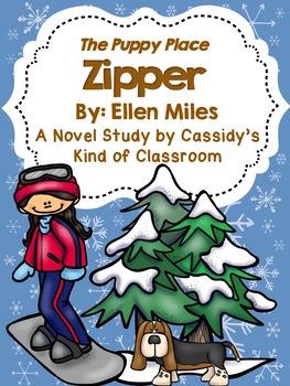 The Puppy Place: Zipper Novel Study