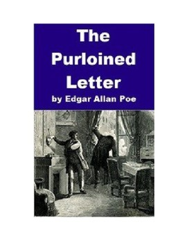 The Purloined Letter - Poe - Easy Reading Version
