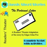 The Purloined Letter, A Readers' Theater Adaptation with Activities