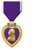 The Purple Heart Medal Word Search