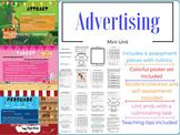 Advertising Mini Unit & Poster Set