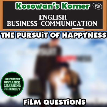 The Pursuit of Happyness (2006) Film Questions