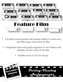 The Pursuit of Happyness Film Unit: Common Core-Aligned Assignments & Activities