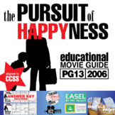 The Pursuit of Happyness Movie Guide | Questions | Worksheet (PG13 - 2006)