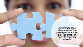The Puzzle of My Brain: All About Autism
