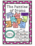 The Puzzles of Drama for 5-9~ with Differentiated/Interactive Notes