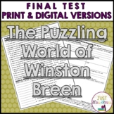 The Puzzling World of Winston Breen Final Test