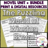 The Puzzling World of Winston Breen Novel Unit