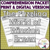 The Puzzling World of Winston Breen Comprehension Packet