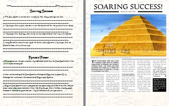 The Pyramids of Ancient Egypt - The Great Pyramid, Step Pyramid and Tomb Robbers