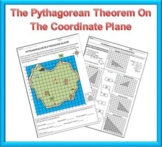 The Pythagorean Theorem On The Coordinate Plane