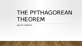 The Pythagorean Theorem PowerPoint