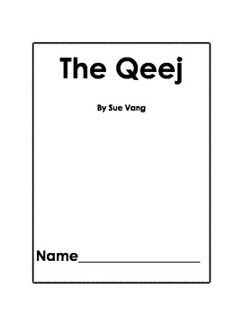 The Qeej Book