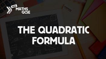 The Quadratic Formula - Complete Lesson