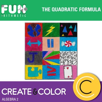 Quadratic Activity Coloring & Worksheets   TpT on