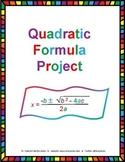 The Quadratic Formula Project