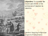 The Quakers PowerPoint Presentation