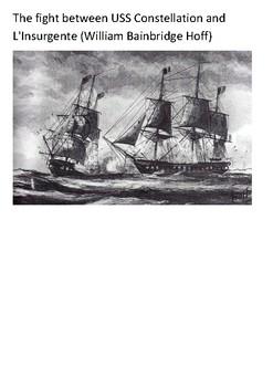 The Quasi-War 1798-1800 Word Search