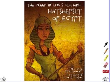 The Queen in King's Clothing: Hatshepsut of Egypt - ActivI