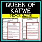 Queen of Katwe-- Movie Question Guide- Great for AVID