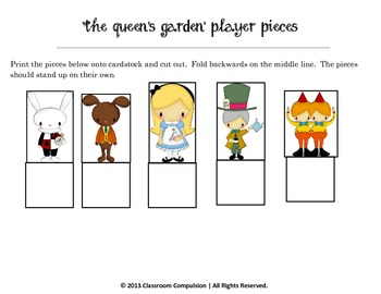The Queen's Garden Ultimate Multiplication Review Board Game