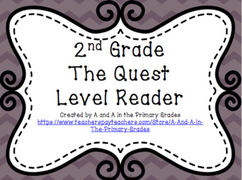 The Quest (Task for Level Reader)